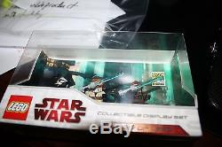 SDCC San Diego Comic Con Lego Star Wars 2009 Quest for R2-D2 Rare