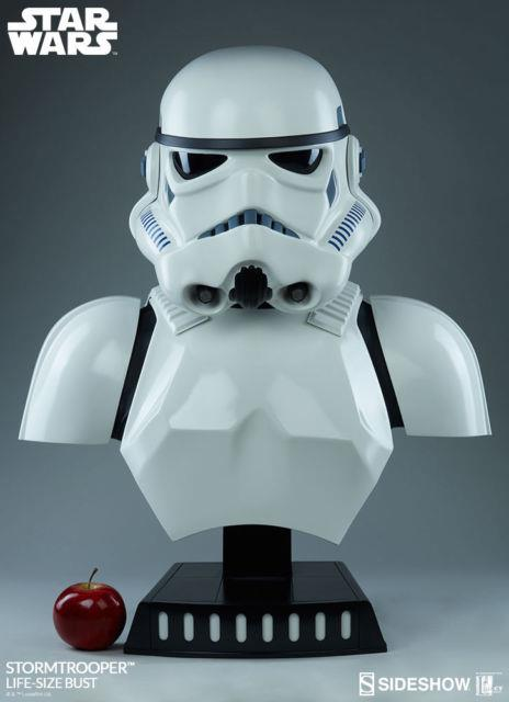 Sideshow Collectibles Star Wars Imperial Stormtrooper Life-size Bust