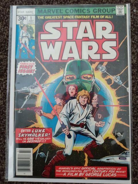 Star Wars #1 1977 Excellent Condition
