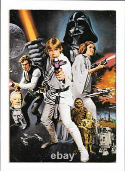 STAR WARS #1 #2 (1977) 1st Print Marvel Comics (Spanish Edition) ULTRA RARE