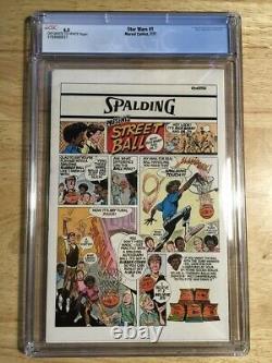 STAR WARS #1 CGC 6.5 FN+ 1977 Marvel Comics 1st Print