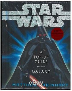 STAR WARS #1 CGC 9.8 (7/77) MARVEL white pages plus Pop-Up Guide