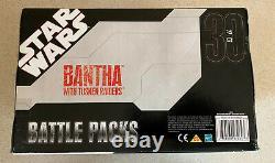 STAR WARS Battle Packs - BANTHA With Tusken Raiders (2007) - SEALED