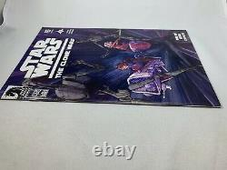 STAR WARS CLONE WARS #1 DH100 Variant Filoni Cover Dark Only 1000 copies NITF