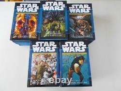STAR WARS Comic-Kollektion LEGENDS # 1-60 komplett. Sammlung. Hardcover Z. 0-1/1