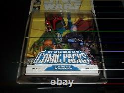 STAR WARS Comic Packs #6 Fenn Shysa & Dengar! 1st app Mandalorians Comic 68