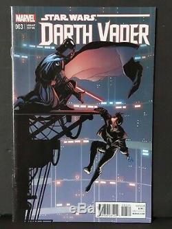 STAR WARS DARTH VADER #3 125 Variant 1st Doctor Aphra 2015 NM- HOT