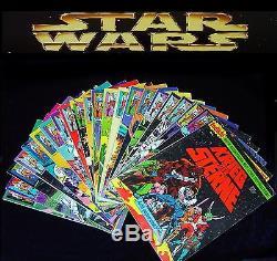 STAR WARS Krieg der Sterne EHAPA COMIC Band 1 bis 22 komplette Comicreihe