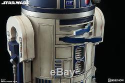 Star Wars R2-d2 Premium Format Figure Sideshow Collectibles Brand New Sealed