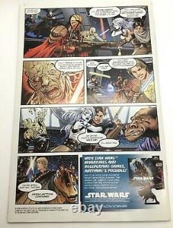 STAR WARS THE CLONE WARS #1 1ST AHSOKA TANO DARK HORSE COMICS 2008 Mandalorian