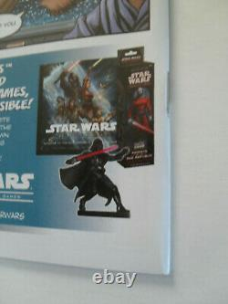 STAR WARS THE CLONE WARS #1 UNREAD copy Dark Horse Comics KEY ISSUE SW