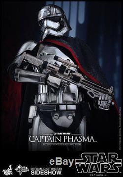 Star Wars The Force Awakens Captain Phasma 1/6 Scale Figure Hot Toys Sideshow
