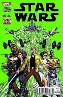 Star Wars Vol 2 2015 Marvel Comic Lot 111+ Variants Issues 1st Print Cgc Ready