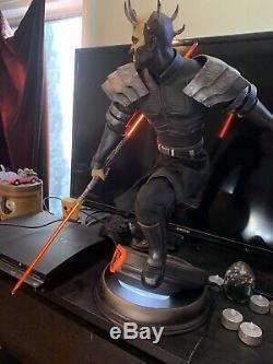 Savage Opress Sideshow Collectibles Premium Format 1/4 Star Wars statue
