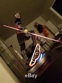 Sideshow Collectibles Savage Opress Premium Format Statue Star Wars