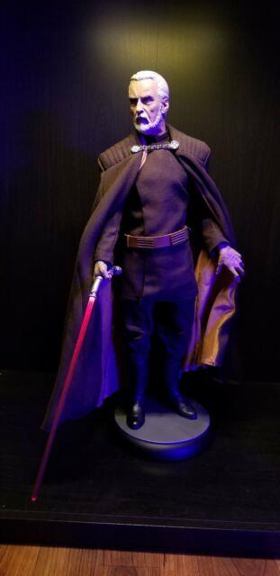 Sideshow Collectibles Star Wars Count Dooku Premium Format Figure