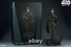 Sideshow Collectibles Star Wars Exclusive Jyn Erso Premium Format #55 of 500