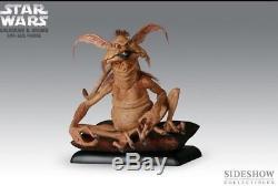 Sideshow Collectibles Star Wars Salacious Crumb 11 Life Size Statue Rare Grail