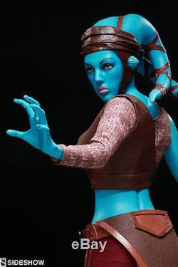 Sideshow Exclusive Aayla Secura Premium Format Star Wars 205/500