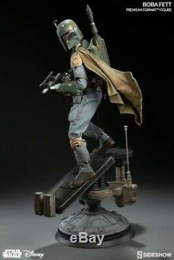 Sideshow Exclusive Boba Fett Premium Format Figure Statue Star Wars