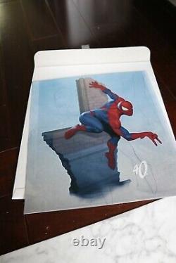 Sideshow Exclusive Premium Format Spiderman Comquette