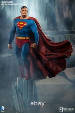 Sideshow Exclusive Superman Premium Format Figure DC Comics Statue