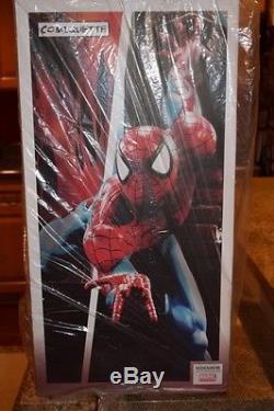 Sideshow Marvel Comics Amazing Spiderman Comiquette statue used #352/1250
