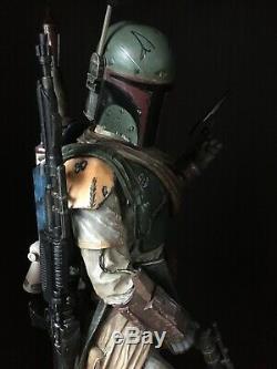 Sideshow Mythos Limited Boba Fett (Star Wars) Statue 1/5
