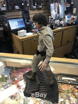 Sideshow Premium Format Figure Statue Star Wars Bespin Luke Skywalker Commander