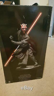 Sideshow Premium Format Star Wars Darth Maul Statue