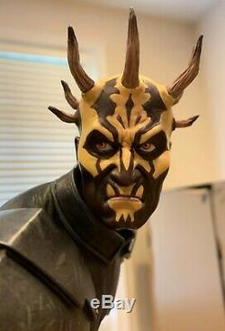 Sideshow Savage Oppress Premium Format Statue Star Wars Maul Vader