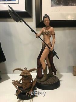 Sideshow Slave Leia Exclusive Premium Format Figure