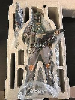 Sideshow Star Wars 14 scale Premium Format Statue BOBA FETT 0196/2000
