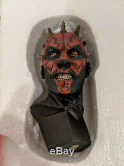 Sideshow Star Wars Darth Maul Mythos Statue