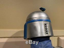 Sideshow Star Wars Jango Fett Life Size Bust 11 #21/300 WithOriginal Box Mint