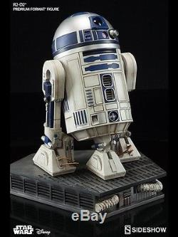 Sideshow Star Wars R2-D2 Premium Format Statue -NEVER DISPLAYED