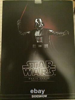 Sideshow Star Wars Rogue One Darth Vader Premium Format Exclusive #174/500