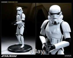 Sideshow Stormtrooper Premium Format Star Wars NOT Gentle Giant Kotobukiya ArtFX