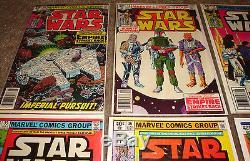 Star Wars 140 Vintage Comics COMPLETE SET 1-107, Jedi 1-4, Annuals & MORE