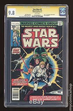 Star Wars (1977 Marvel) #1 CGC 9.8 SS (1316508017)