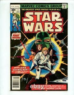 Star Wars #1-107 (1977 Series) All 107 Issue Run + Annuals #1-3 #42,68,81 GD-NM
