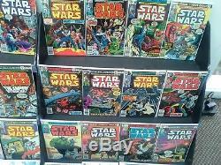 Star Wars #1-107, Full Run, Some Variants & CGC, 1977 Marvel, Free Shipping