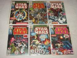 Star Wars 1-107 Marvel 1977 & Star Wars Memorabilia Star Wars 1 Cbcs 9.0 Vf/nm