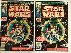Star Wars#1-107 Vf Lot + Annuals & Extras 1978 Full Run Marvel Bronze Age Comics