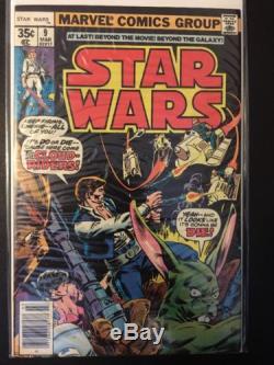 Star Wars #1 2 3 4 5 6 7 8 9 10 11 12 All 1st Prints NM Marvel Comics. CGC Ready