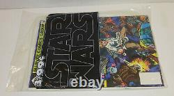 Star Wars #1, 2 & 3 Marvel Comics 1977 #1-3 Factory Sealed Bagged Whitman 3 pack
