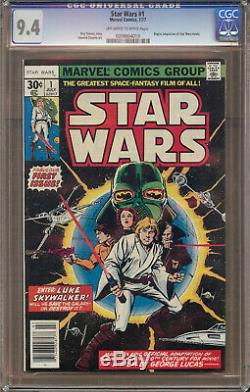 Star Wars #1 CGC 9.4 owithwp
