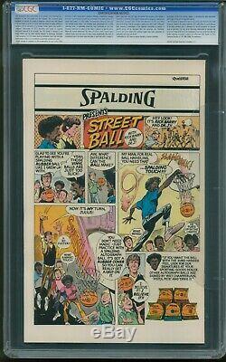 Star Wars # 1 CGC-GRADED 9.6 NEAR MINT+ Marvel Comics NEWSSTAND EDITION 7/1977