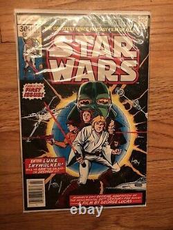 Star Wars #1 (Jul 1977, Marvel)