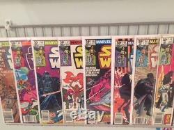 Star Wars #1 thru 50 (1977) FULL RUN! ALL NEWSTAND ISSSUES! HIGH GRADE SET